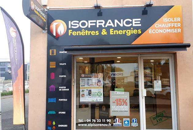 ISOFRANCE Fenêtres & Energies - 38 CROLLES - qui-sommes-nous-