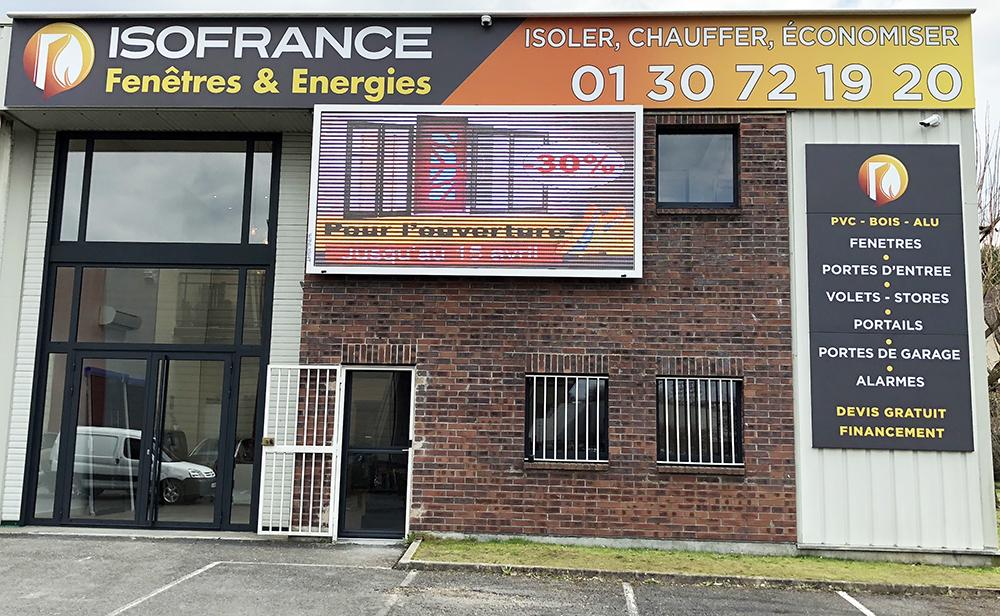 ISOFRANCE Fenêtres & Energies - 95 FRANCONVILLE - qui-sommes-nous-