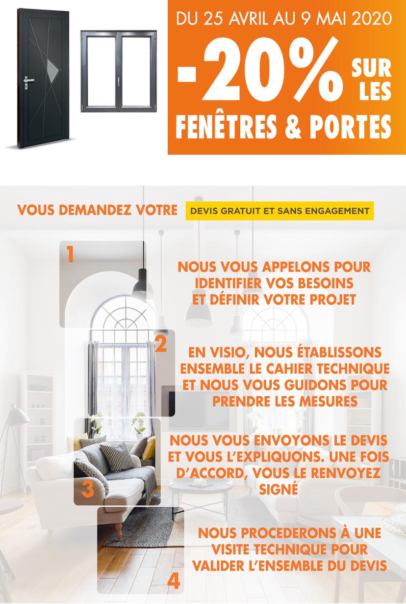 ISOFRANCE Fenêtres & Energies - 69 LOIRE SUR RHONE - concrtisons-vos-projets-a-distance-maintenant-