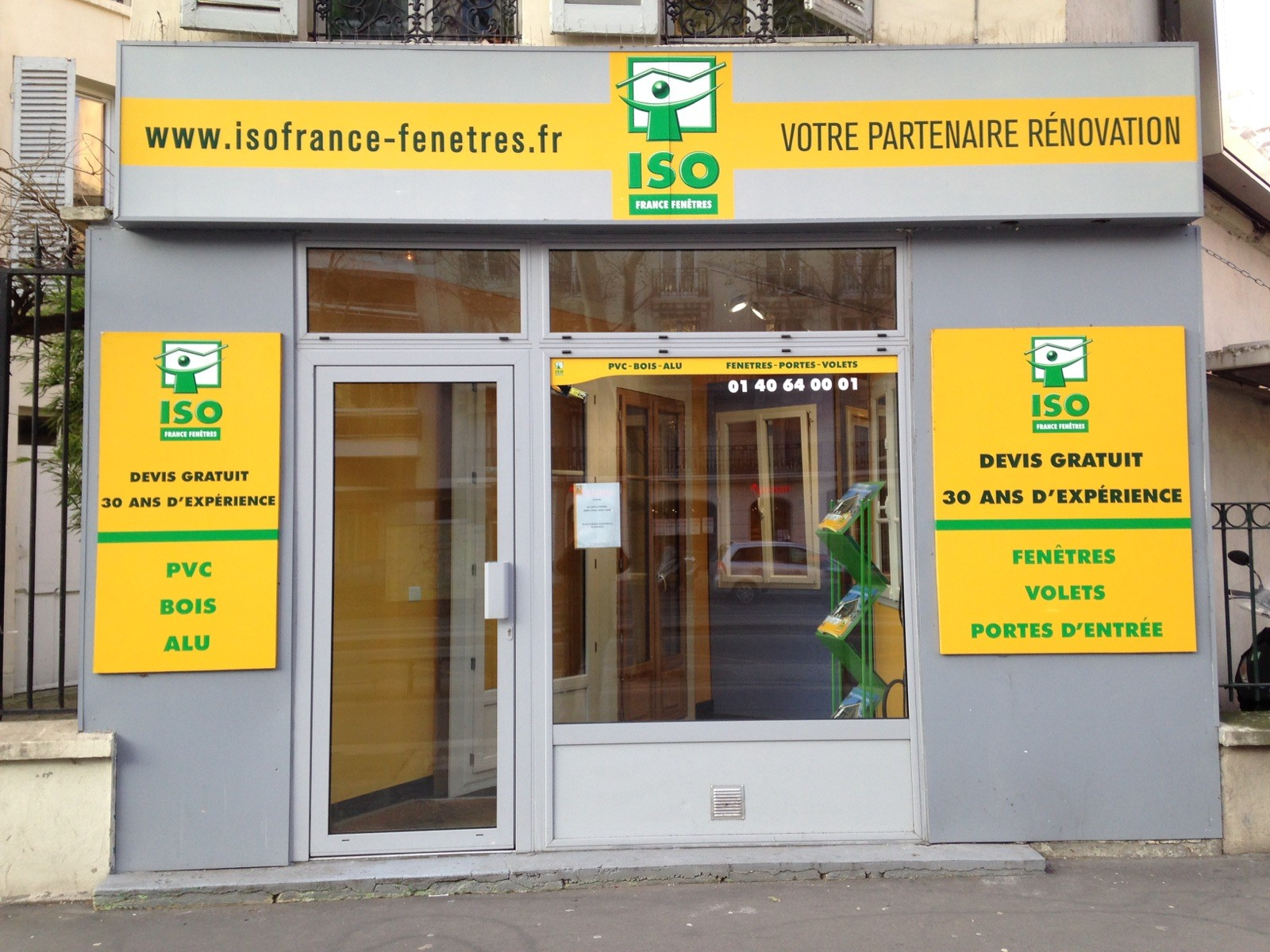 ISOFRANCE Fenêtres & Energie - PARIS 14ème - qui-sommes-nous-
